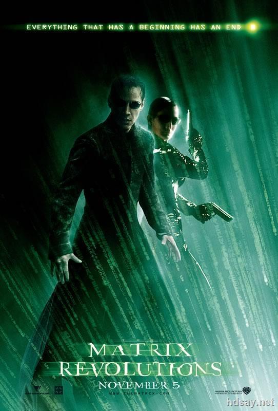 黑客帝国3.矩阵革命.The.Matrix.Revolutions.2003