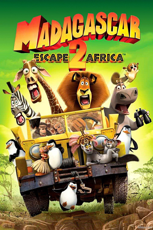 马达加斯加三部曲