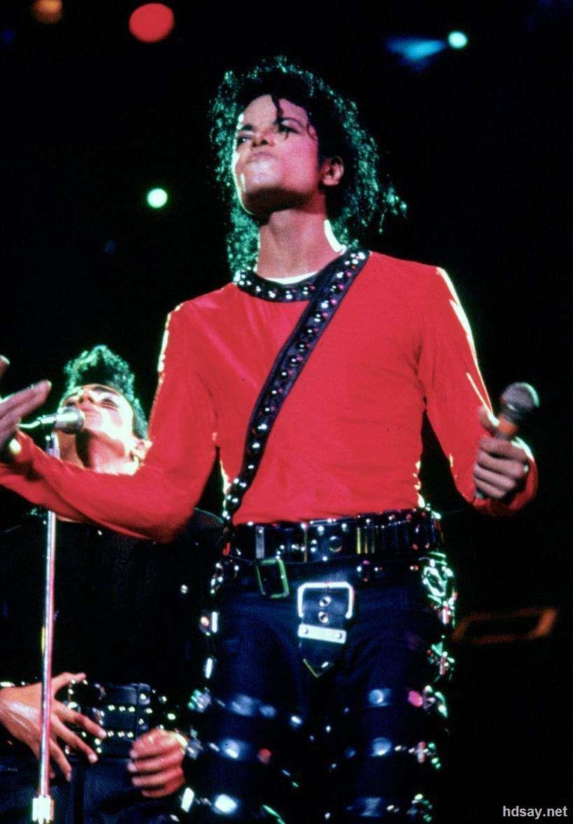 迈克尔.杰克逊从艺30年演唱会