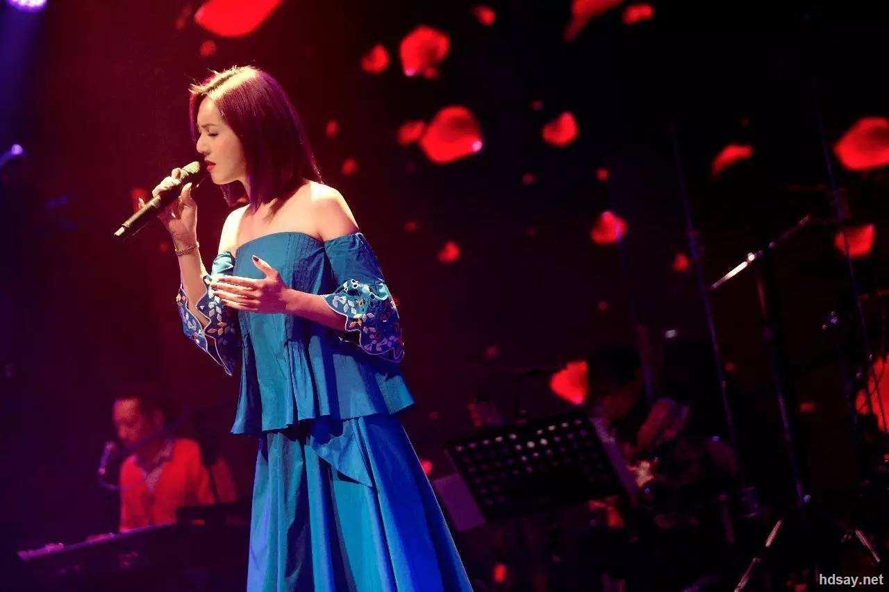 杨千嬅2011演唱会