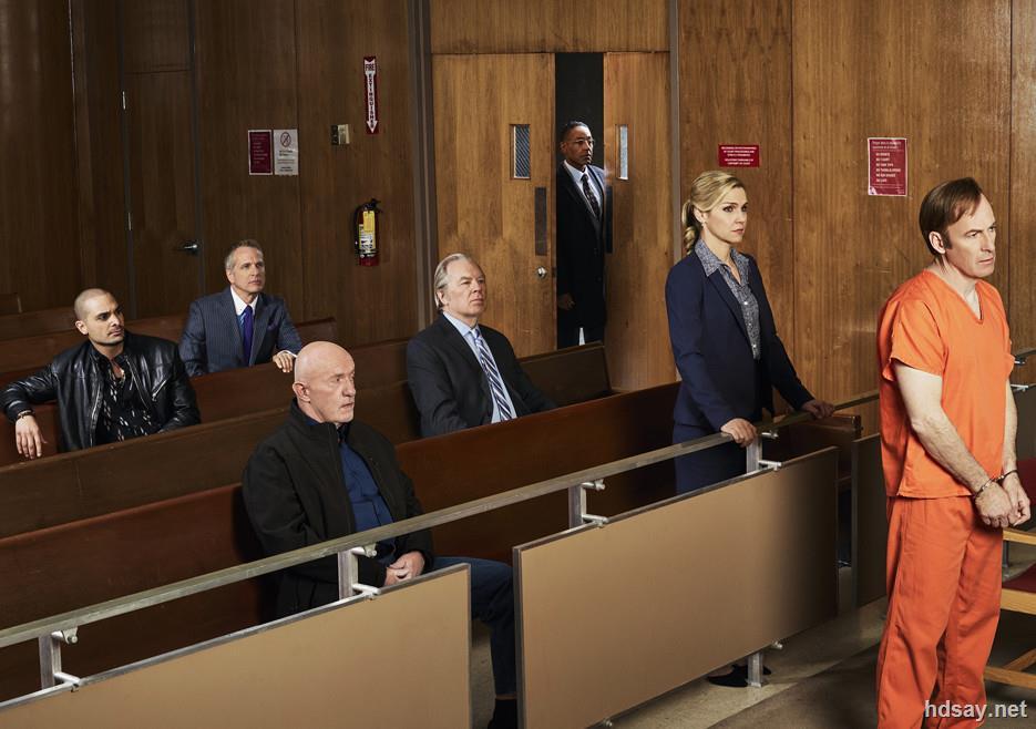 风骚律师 第一季