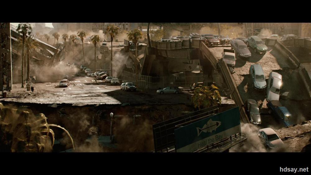 2012地球毁灭